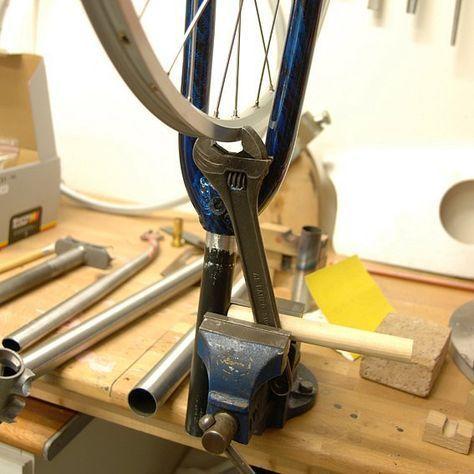 Truing Wheel Stand Diydiy Wheel Truing Stand Bike Repair