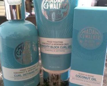 New Natural Hair Products Madam Cj Walker Beauty Culture In 2020 Madam Cj Walker Natural Hair Styles Beauty
