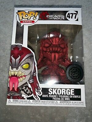 Gears of War Pop! Funko Skorge n°477 exclusive