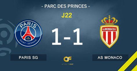 But Psg Vs Monaco Resume Video 1 0 News Sport Psg As Monaco Saint Germain