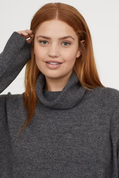 nike polo neck jumpers