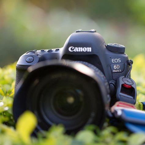 A Shiny New Canon 6d Mark Ii Canon 24 70mm F 2 8 L Ii Peak Design