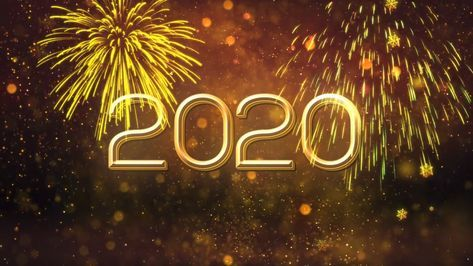 New Year Countdown 2021 By Strokevorkz On Envato Elements Happy New Year Gif New Years Countdown Happy New Year Pictures