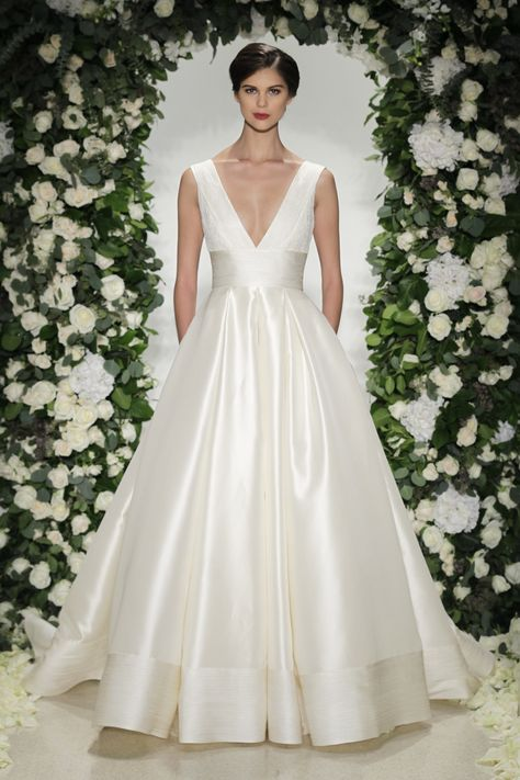 Langham by Anne Barge | Fall 2016 Bridal Collection
