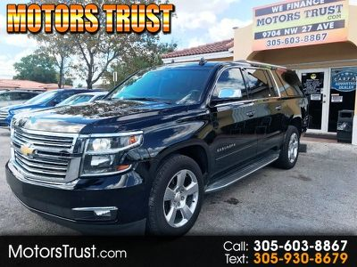 2015 Chevrolet Suburban 2wd 4dr Ltz Black Suv 4 Doors 29300 To View More Details Go To Https Www Motorstrust Cars For Sale Used Cars Car Finance