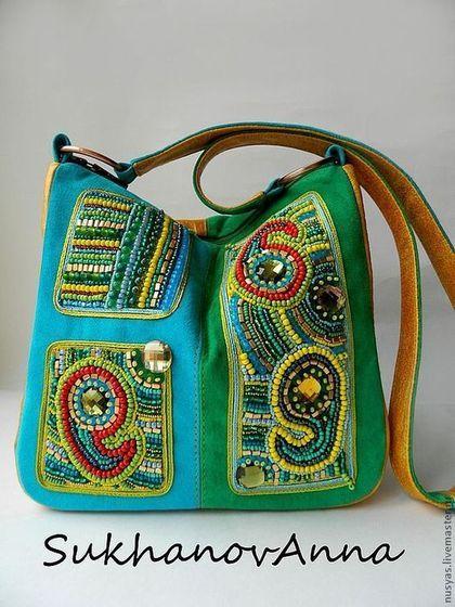 721d76a80eaf Женские сумки ручной работы. Ярмарка Мастеров - ручная работа Сумка