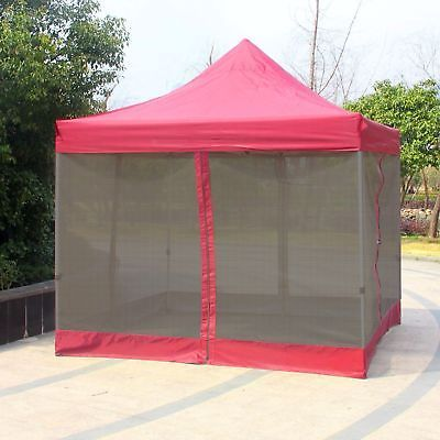 10 X 10 Gazebo Replacement Garden Outdoor Gazebo Canopy Mosquito Netting Only Gazebo Outdoor Gardens Gazebo Canopy