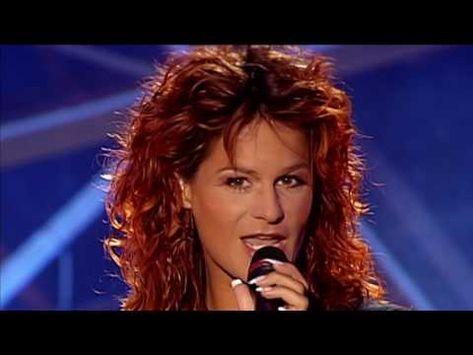 Andrea Berg - Geh doch, wenn du sie liebst 2002 - YouTube
