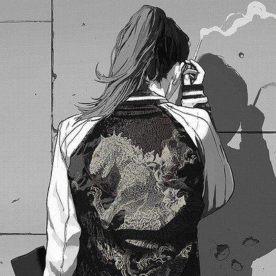 Artstation Maciej Kuciara Smoke Art Smoke Drawing Cyberpunk Art