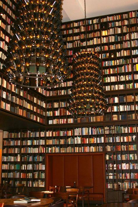 A True Book Lover's Hotel in Zurich