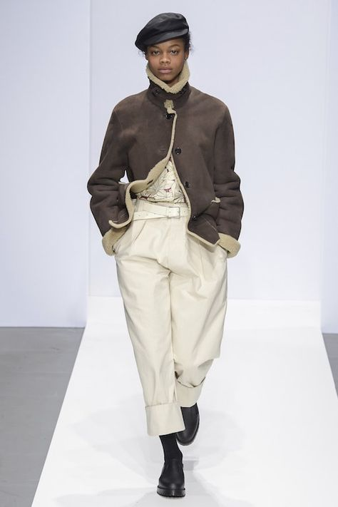 Margaret Howell Fall 2019 Menswear Collection Review #margarethowell #fall2019 #menswear #london #lfw