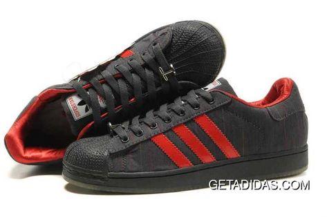 Rare STAR WARS X Adidas Originals Ultrastar Superstar Darth Vader Sneakers