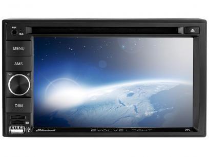 Dvd Automotivo Multilaser Evolve Light Tela 6 2 Touch Bluetooth
