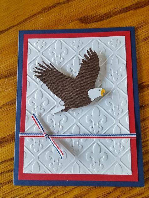 Eagle Scout Card - Scrapbook.com