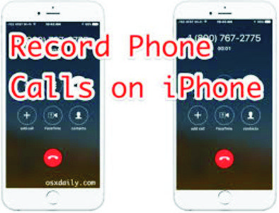 How To Record Calls On Iphone X Iphone 8 Iphone 7 And Others