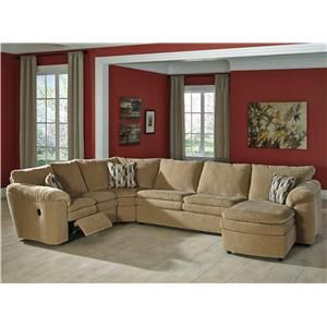 Shop For A Stetson Ridge 6 Pc Sectional At Rooms To Go Find Sectionals That Will Look Great In Your Home And Complement The Rest Of Furniture