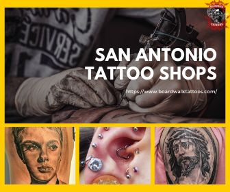 Best Tattoo Shop San Antonio, TX   Firme Copias Tattoo & Art Studio