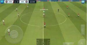 Download Dream League Soccer 2020 Dls 20 Apk Mod Obb 7 41 In 2020 Soccer League Simulation Games