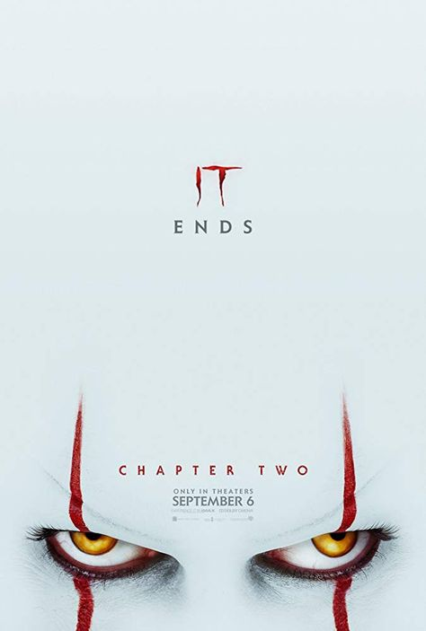 It: Chapter Two takes place 27 years later from the happenings on It. The resting period of the entity that shows itself as a fearsome clown has ended and he again wreaks havoc in Derry. Mike, the only one that remained in the small town, communicates with the rest of the members of the Loser's Club to let them now It has come back. All of them have very successful lives, which are disrupted by this news and they start remembering everything that happened when they faced Pennywise as kids.