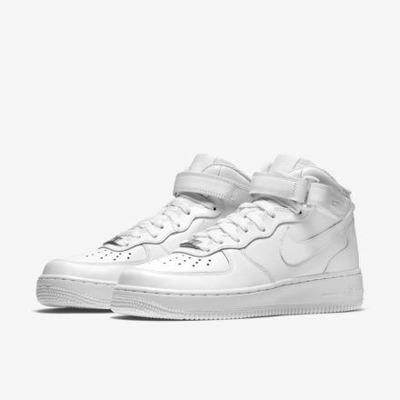 Nike Air Force 1 Mid '07 Women's Shoe | Nike air force high ...