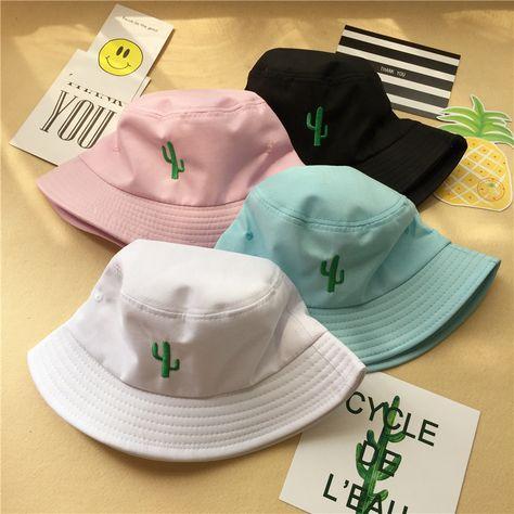 d230b44200c Aliexpress.com   Buy hat women harajuku 2016 korean summer style bucket hat  hip hop
