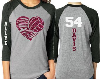 d7951c2d4142 Image result for volleyball shirt designs | Volleyball | Volleyball ...