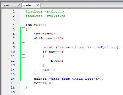 Keywords In C Programming Language Code For Java C Coding