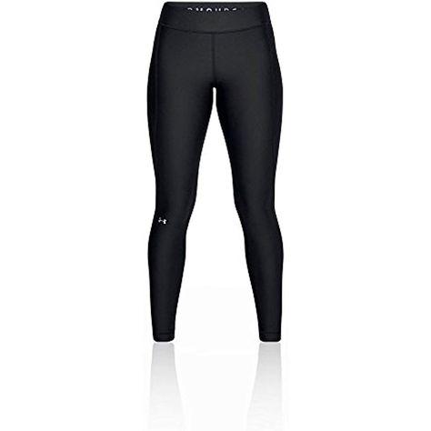 Under Armour Damen HeatGear Armour Capri Sporthose superleichte Sport Leggings mit Kompressionspassform atmungsaktive Leggings