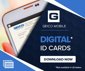 Geico Mobile Digital Id Cards Life Insurance For Seniors Car