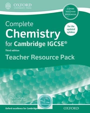 9780198308768 Complete Chemistry For Cambridge Igcse Teacher Resource Pack Third Edition Cambridge Igcse Teacher Resources Chemistry