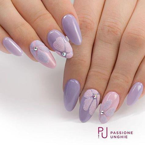 Per Chi Aspetta La Primavera Fiori Con Effetto Zucchero Semipermanenti Sp23 Dreamer Ed Sp14 Virgin Effetto Zucch Purple Nails Pink Nails Nails Inspiration