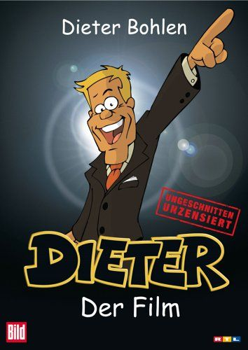Dieter Der Film Amazon De Rolf Dieckmann Dieter Bohlen Michael Schaack Toby Genkel Dvd Blu Ray Filme Dieter Bohlen Bohlen