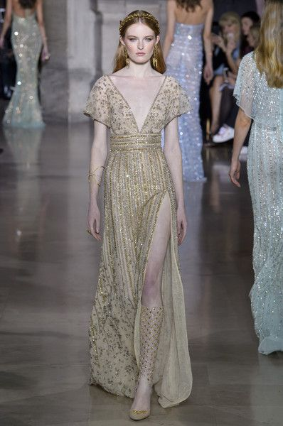 Georges Hobeika Couture Spring 2018 - Wedding-Worthy Couture Dresses for Spring 2018 - Photos