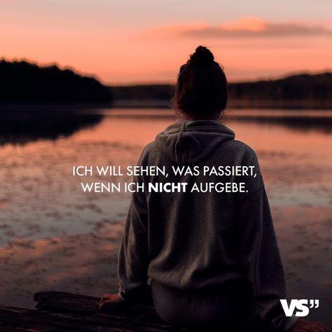 Inspiration und Motivation - Niemals aufgeben!