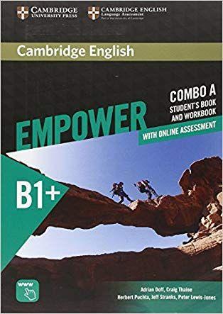 Cambridge English Empower Intermediate Combo A With Online Assessment Doff Adrian Thaine Craig Puchta H En 2020 Libros Universitarios Cambridge Escuela De Idiomas