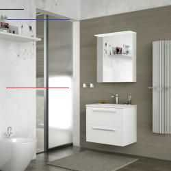 Duvardekorasyonu Abb Zeigt Badezimmermobel Set U Pune Mit Armatur Bidet Teppich Regal Heiz In 2020 Bathroom Furniture Bathroom Furniture Sets Room Furnishing