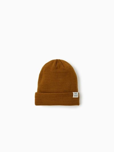 Image 1 Of Cap With Label From Zara