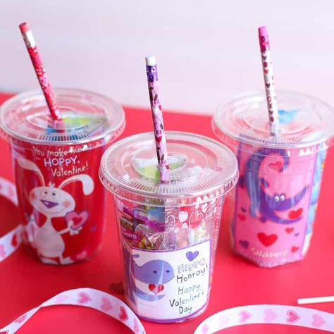 DIY Valentine's Day Gifts for Students From Teachers - A Fork's Tale