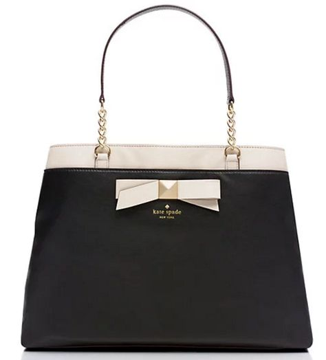 Beautiful structured kate spade handbag