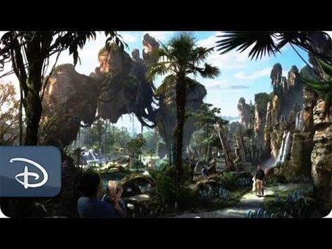 Earthos_TV GardenCity TV  AVATAR at Disney's Animal Kingdom Will Transport, Transform Guests | Walt Disney World~ #DisneyMyPlanet-