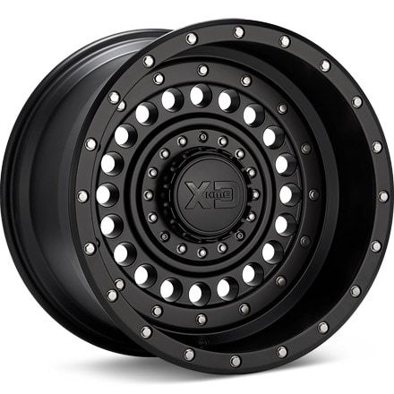Kmc Xd Series Xd136 Panzer Wheel Rims Black Wheels Truck Wheels