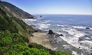 2 Night Stay For Five In A Campsite Rv Site Or Cabin At Redwoods Rv Resort In Crescent City Ca Redwood National Park Redwood National And State Parks Camping Area