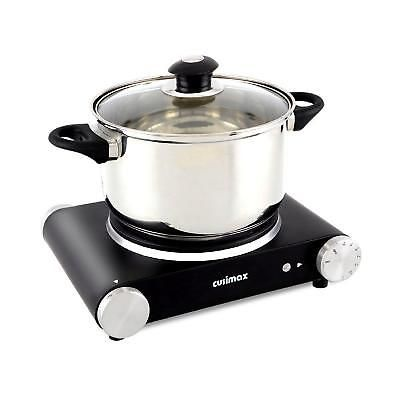 Portable Electric Countertop Single Burner Cooktop Hot Plate Cooker Stove 1500w Portable Stove Hot Plate Single Burner