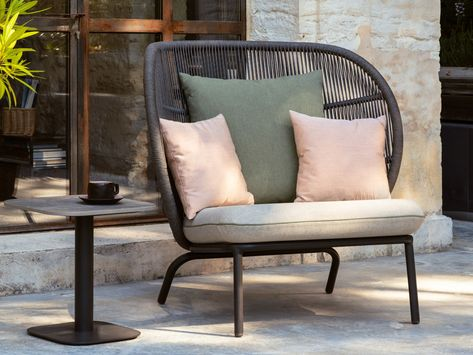 Vincent Sheppard Kodo Cocoon Armchair In 2021 Outdoor Armchair Outdoor Chairs Comfortable Armchair