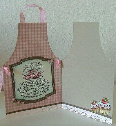 capa livro de receitas / convite chá de cozinha