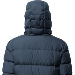 Jack Wolfskin Winddichter Daunenmantel Frauen Crystal Palace Coat Xl Blau Jack Wolfskinjack Wolfskin Daunenmantel Mantel Und Mantel Braun