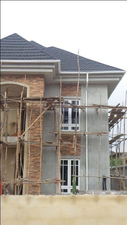 Parapet House Plans Unique 90 Luxury House Design Nigeria New York Spaces Magazine Pictures Design House Luxu In 2020 House Gate Design Bungalow Design Duplex Design