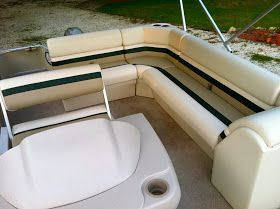 The Pontoon Adventure My Pontoon Restoration Adventure Pontoon Pontoon Boat Restoration