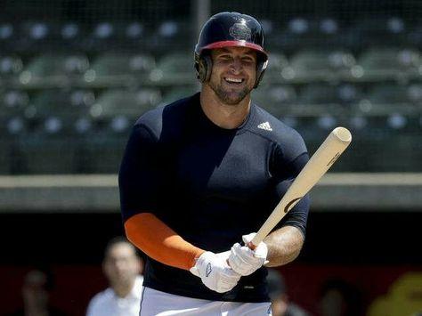 Tim tebow baseball