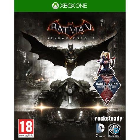 31.30 € ❤ Top #JeuxVideo #Gaming - #Batman Arkham Knight - Jeu #XboxOne ➡ https://ad.zanox.com/ppc/?28290640C84663587&ulp=[[http://www.cdiscount.com/jeux-pc-video-console/xbox-one/batman-arkham-knight-jeu-xbox-one/f-1030201-5051889486251.html?refer=zanoxpb&cid=affil&cm_mmc=zanoxpb-_-userid]]